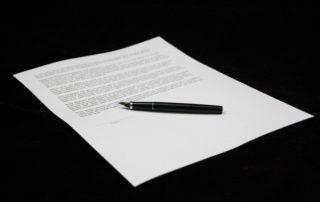 zmiana umowy spółki jawnej - od kiedy jest skuteczna?