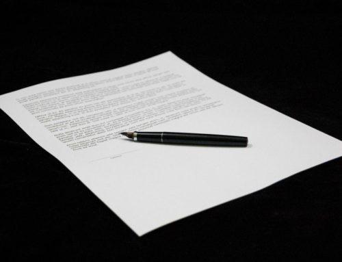 Zmiana umowy spółki jawnej – od kiedy jest skuteczna?